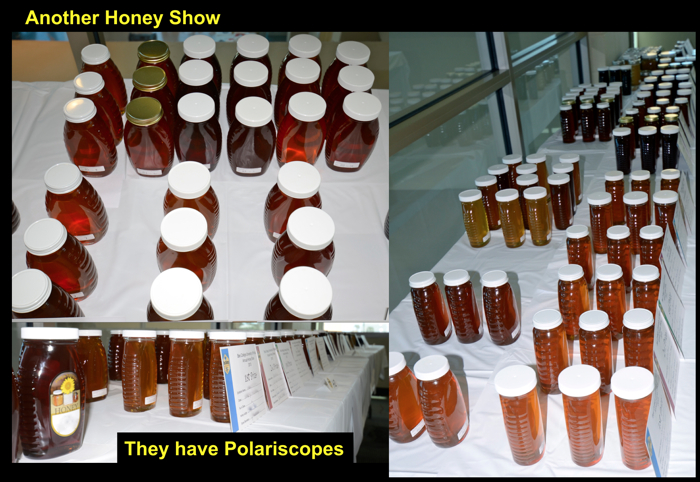 Honey Show Jars